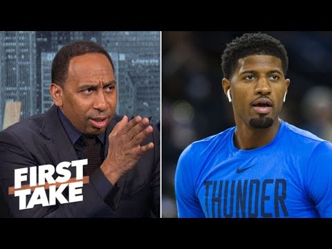 Is the future brighter for the Lakers without Paul George? | First Take