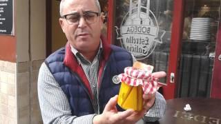 Presentación del Queso de Oveja en Aceite de Oliva de Vicente Pastor