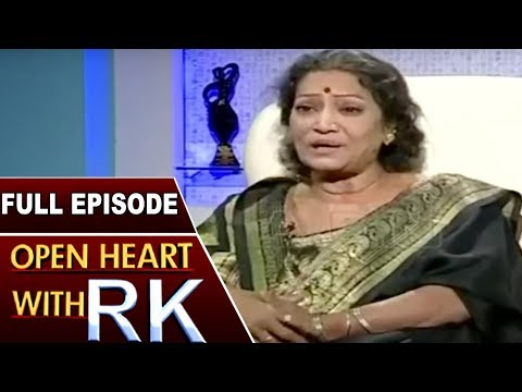 Senior Actress Rama Prabha Open Heart With RK | Full Episode | ABN Telugu