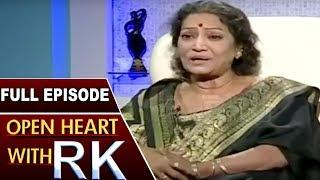 Senior Actress Rama Prabha Open Heart With RK Full Episode ABN Telugu