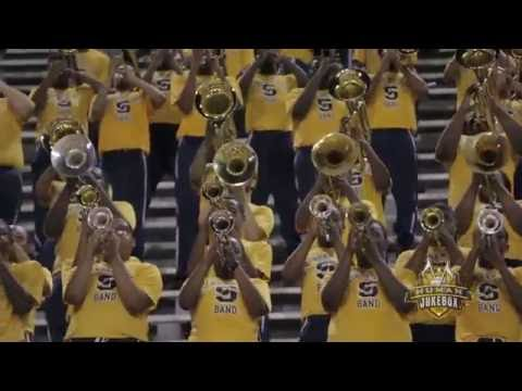 "Southern University Human Jukebox 2016 ""Ready Or Not"" by The Fugees 