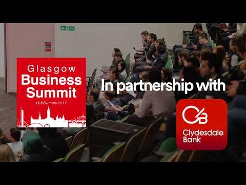 Trailer Glasgow Business Summit 2017