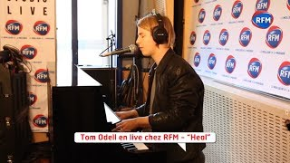 "Tom Odell ""Heal"" - Live aux studios RFM"