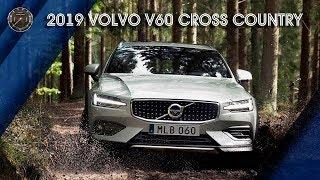 Новый 2019 Volvo V60 Cross Country | ОБЗОР Вольво V60 Кросс Кантри 2019