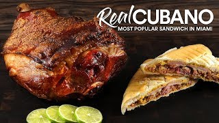How I Master  REAL CUBANOS Sandwich! | Guga Foods