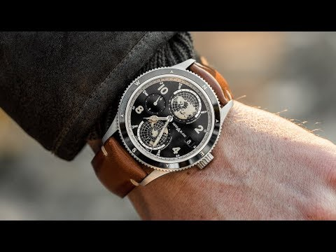 b50a58e39b8 The Montblanc 1858 Collection - Taking Time To The Highest Peaks And Beyond  | Man of Many