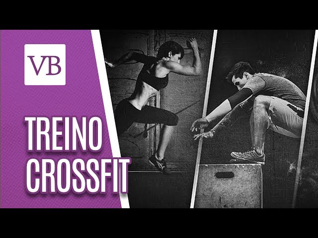 Treino Crossfit - Você Bonita (11/03/19)