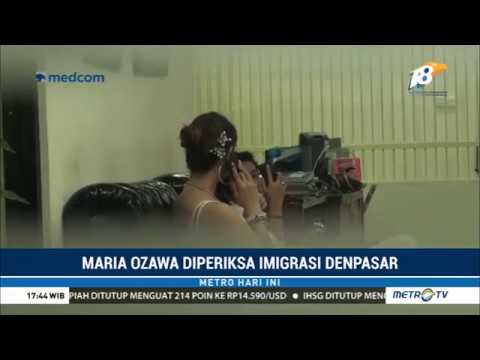 Maria Ozawa Diperiksa Imigrasi Denpasar Mp3