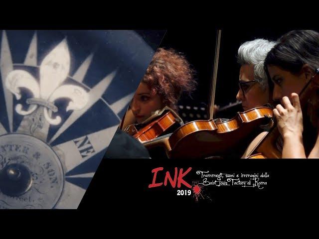 Unsung Mariner   Composizione di Giacomo Manca   Ink2019 AuditoriumParcoDellaMusica