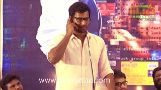 Irumbu Thirai Movie Success Meet