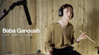 Baba Ganoush - Grond - Live in Session at Magpie Studios Kent