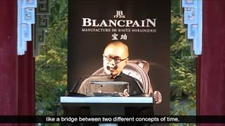 Blancpain presents the Villeret