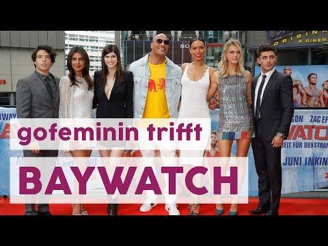 'Baywatch': gofeminin hat Zac Efron zum Interview getroffen!