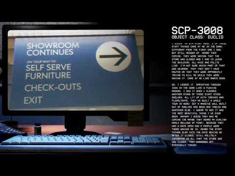 SCP-3008 : The Infinite IKEA : Euclid : Extradimensional SCP