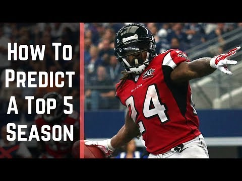 2017 Fantasy Football: HOW TO PREDICT A TOP 5 RB!