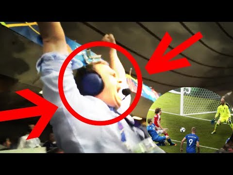 Craziest Football Goal Commentary | Omar Da Fonseca, Issam Chawali.. HD