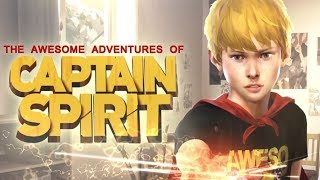 Life is Strange – The Awesome Adventures of Captain Spirit - ПРОХОЖДЕНИЕ #1