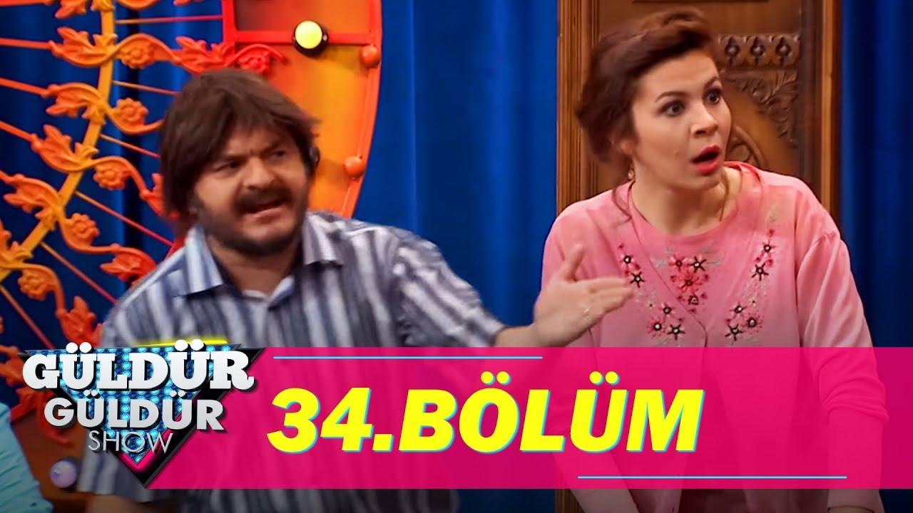 Güldür Güldür Show 34. Bölüm Full HD Tek Parça