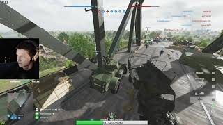 BFV - 1080p | Getting stuck with the staghound