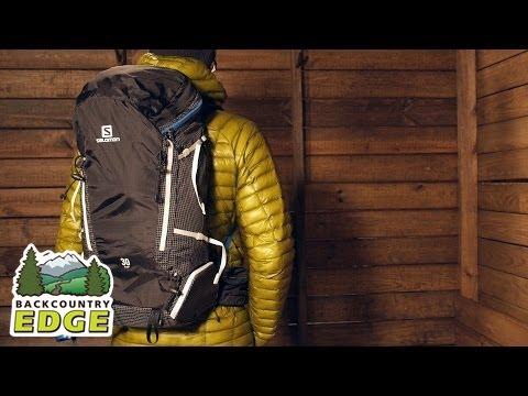 Salomon X Alp 30 Day Pack