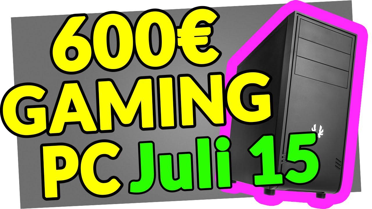 pc für 600 euro