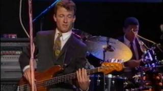 Lyle Lovett and his Large Band - She