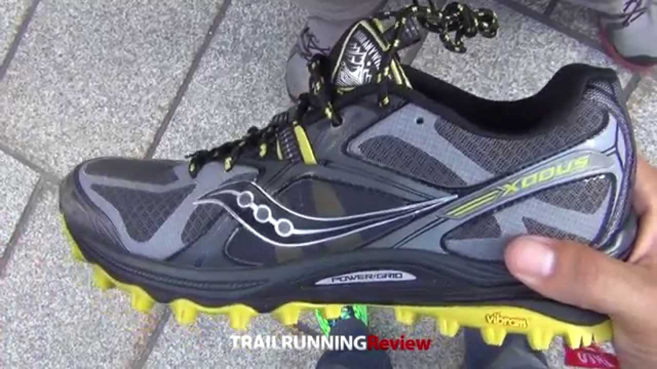 saucony xodus 5.0 trail running shoes