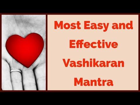 Most Easy And Effective Vashikaran Mantra