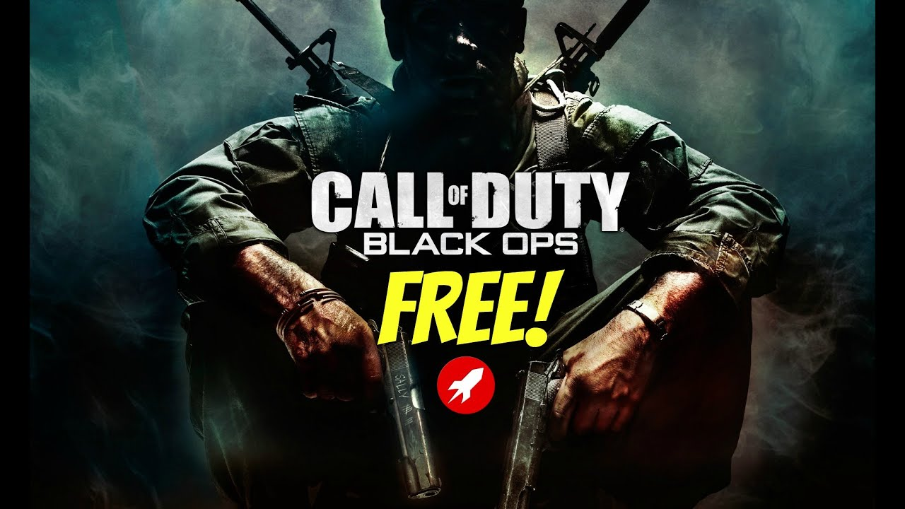 How To Download Call of Duty Black Ops for Free 2018!