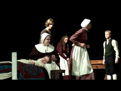 Betty - The Crucible