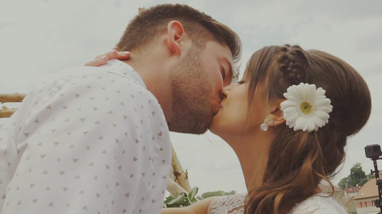 Lenka & Honza - svatební video