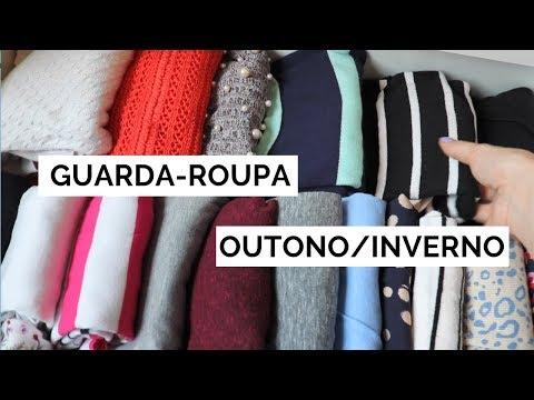 PREPARE SEU GUARDA-ROUPA PARA O OUTONO/INVERNO | Lar Possível