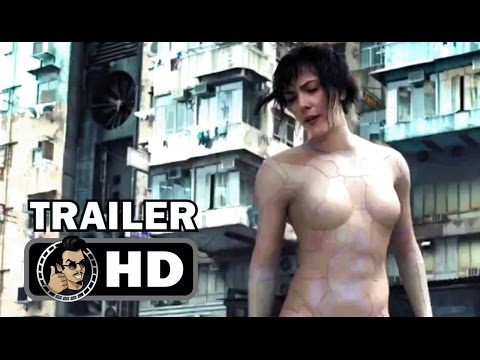 GHOST IN THE SHELL - Official Trailer #1 (2017) Scarlett Johansson Sci-Fi Action Movie HD