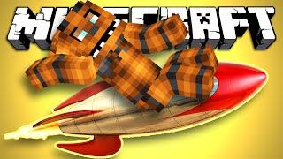 ОПУПЕННЫЕ ПУШКИ - Minecraft (Обзор Мода)