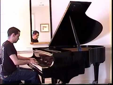 Muse - Ruled by Secrecy (Piano) - Michael McWilliams