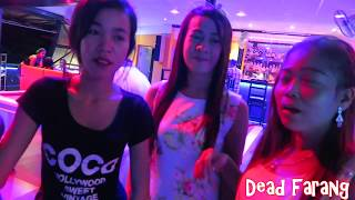 A night out on Victory Hill in Sihanoukville Cambodia