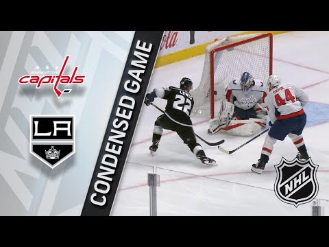 03/08/18 Condensed Game: Capitals @ Kings