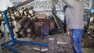 Колун челлендж в исполнении Олега часть 2