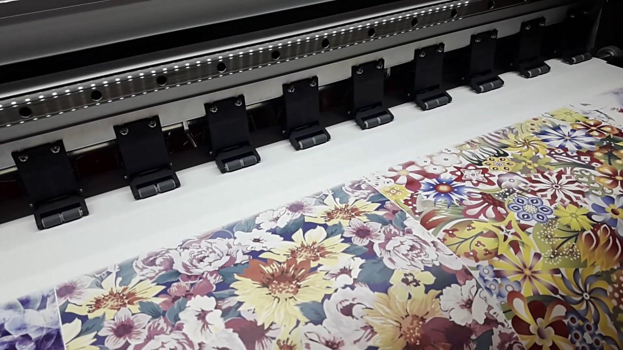Các phương pháp in vải phổ biến hiện nay