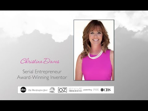 Publicity Expert Christina Daves •  Media Highlights, Speaker Reel, Publicity Demo