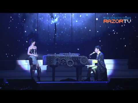 Stefanie Sun pops by (JJ Lin Timeline World Tour Pt 7)