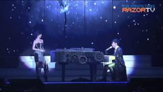 Stefanie Sun pops by (JJ Lin Timeline World Tour Pt 7)