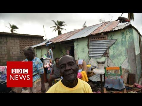 Hurricane Matthew: Hundreds dead in Haiti storm disaster - BBC News