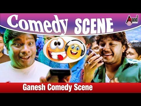 Shravani Subramanya| Amulya & Ganesh comedy scene in Garden