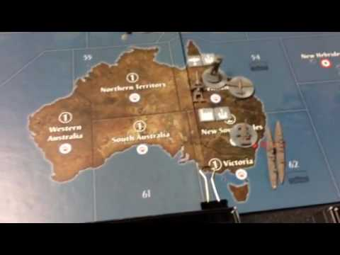 Axis and Allies Anzac/France 1940 1