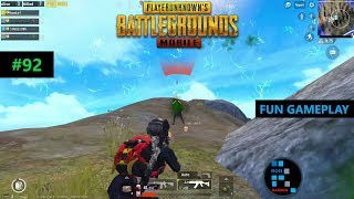 PUBG MOBILE | FUN GAMEPLAY NOTHING SPECIAL JUST ANOTHER CHICKEN DINNER
