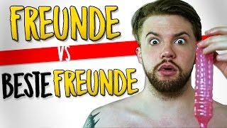 FREUNDE vs. BESTE FREUNDE