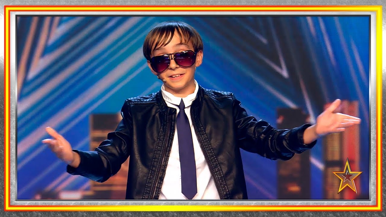 One Of The JUDGES Has A HILARIOUS Competitor | Auditions 9 | Spain's Got  Talent 2019