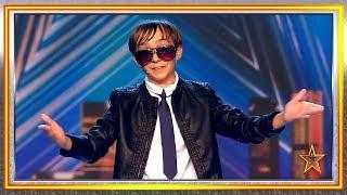 RISTO MEJIDE tiene un pequeño IMITADOR. ¡No pararás de reír! | Audiciones 9 | Got Talent España 2019