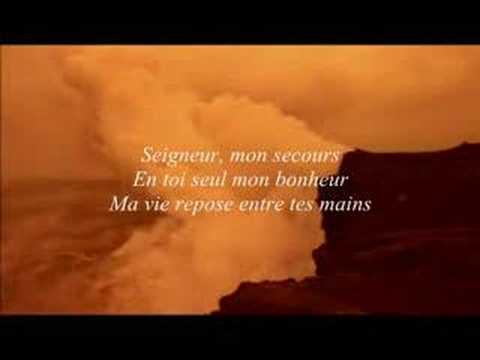 Seigneur mon secours (psaume 120)